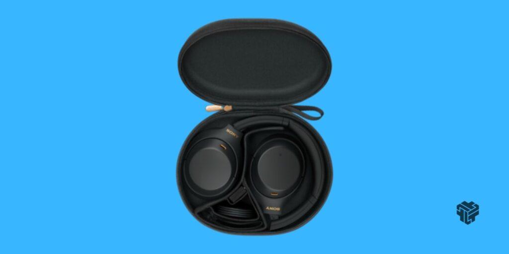 Sony WH-1000XM4 box