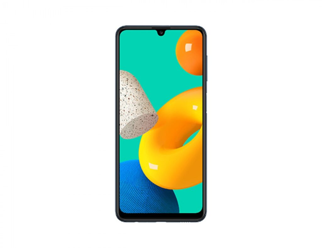 Galaxy M32 smartphone front